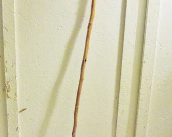 Walking Stick Hand Whittled Crafted Carved Woodworking by Emmaus exclusively for Yours Occasionally Boy Girl Hikers Walkers Gift Guide