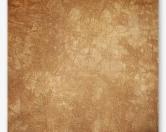 CRYSTAL GINGERBREAD : Picture This Plus PTP 32 ct. count Lugana Hand-dyed counted cross stitch fabric Frosted Pumpkin Stitchery