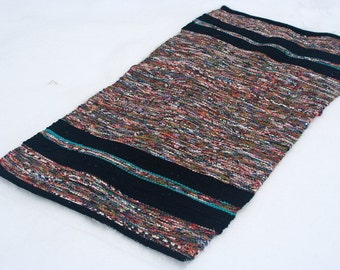 large handwoven rug, carpet, area rug, throw rug, kitchen mat, bedroom rug