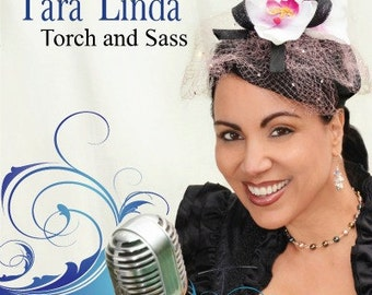 Torch And Sass Jazz CD- New Vintage-Inspired Jazz: Bossa, Swing, Tiger Song- Original Music CD, Music Gift Ships Free as ADD on