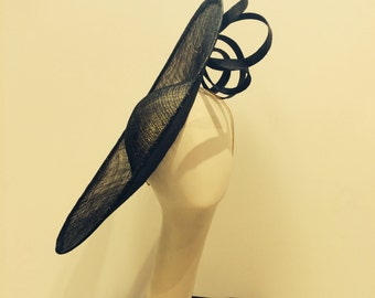 Black and gold percher with custom bow
