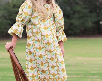 Instant Download- The Laura Jane Dress