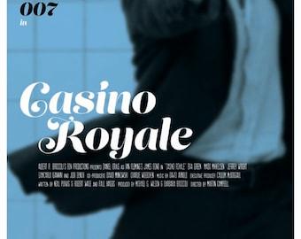 Casino Royale Film Poster