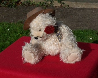 "Chad Valley 100th Anniversary Collector's Bear - ""Cobber"" Lucky Find -One Only"