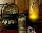 Magickal Waters ~ Charged by the FULL MOON: Spring, Rain, Lake, Ocean, River, Full moon, blessed, charged, crystals, altar, ritual, magick