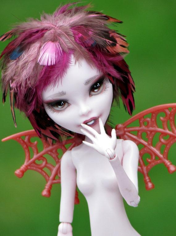Monster High Create a Monster Harpy Harpy Create a Monster