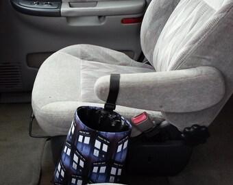 Car Trash Bag - Dr Who Tardis