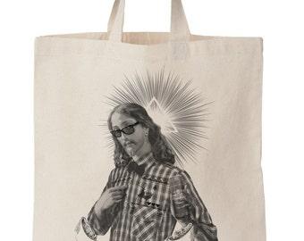 Yolo Jesus Tote Bag