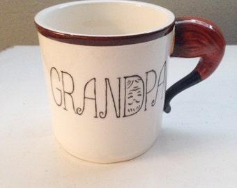 Grandpa Pipe Mug