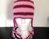 Edith Earflap Hat