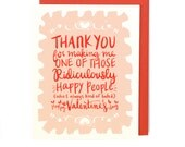 Ridiculous Valentine Card