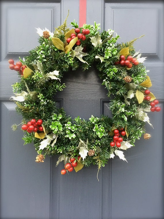 on sale small christmas wreaths small holiday wreaths small. Black Bedroom Furniture Sets. Home Design Ideas