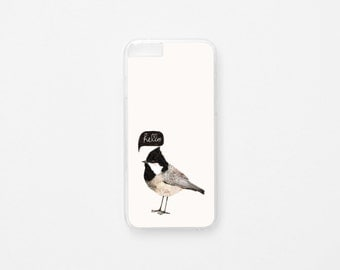 iPhone 6 Case - Bird iPhone Case - iPhone 6s case - Daniela Dahf Special Collection - Hard Plastic or Rubber
