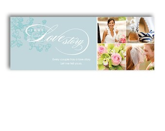 Photography Facebook Timeline Template - LOVE STORY - 1068