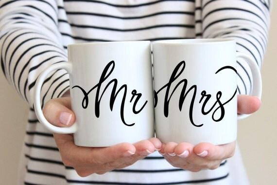 Mr and Mrs Mugs