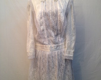 Vintage Gunne Sax Dress Medium/Large