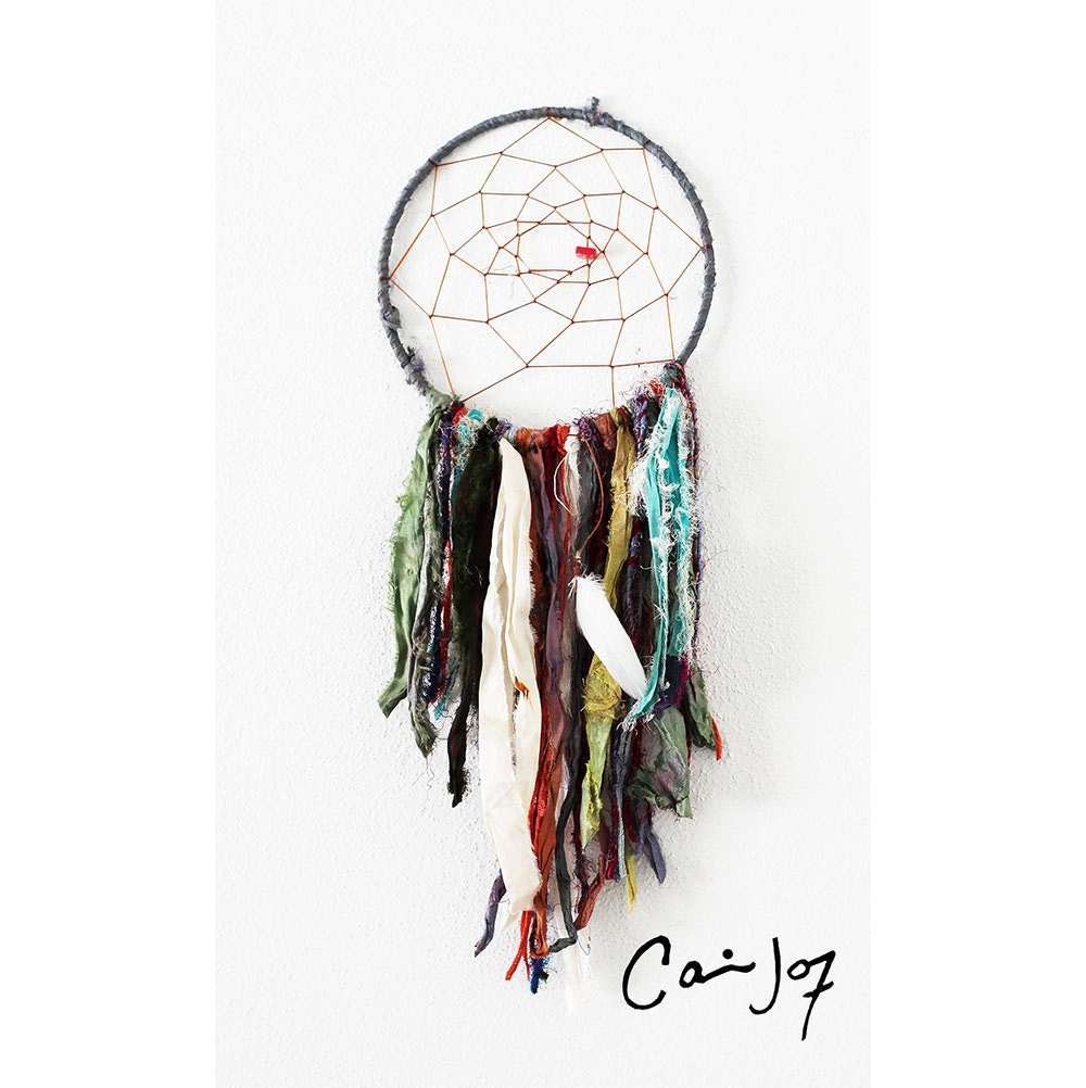 12 Free Spirit Dream Catcher Kit by TheFiberNest on Etsy