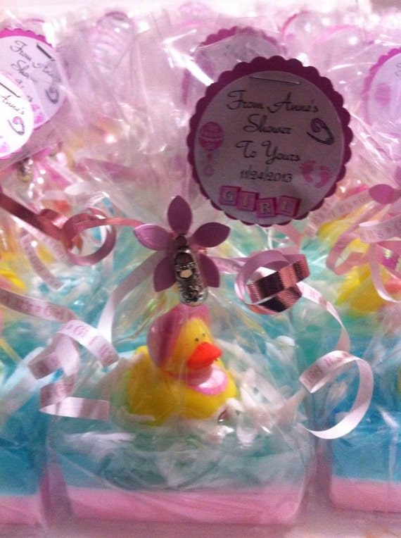 Baby Shower Favors Duck Soap ~ Duck soap favors baby shower birthday