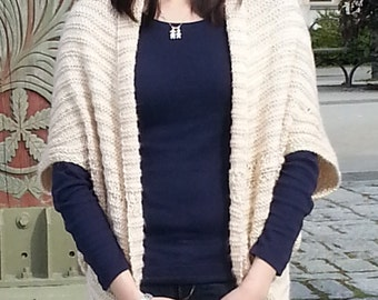 Knitted Shrug