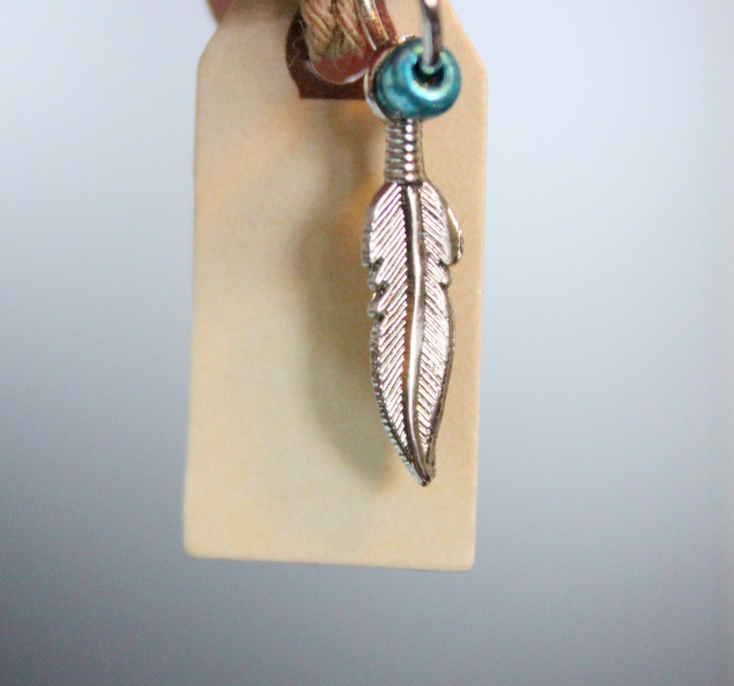 feather cartilage earring free shipping in u s by