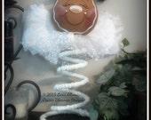 Gingerbread Angel Christmas angel nodder pattern packet instant download