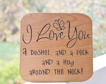 wood plaque, wood sign, laser engraved, custom, Engraved wood sign, laser engraved,  wooden plaque