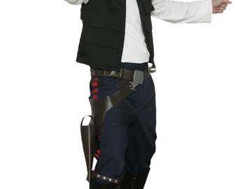 Star Wars Han Solo Costume - A New Hope - JRA 1396