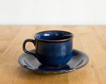 Rorstrand Aniara Tea Cup Saucer Set Carl Harry Stalhane