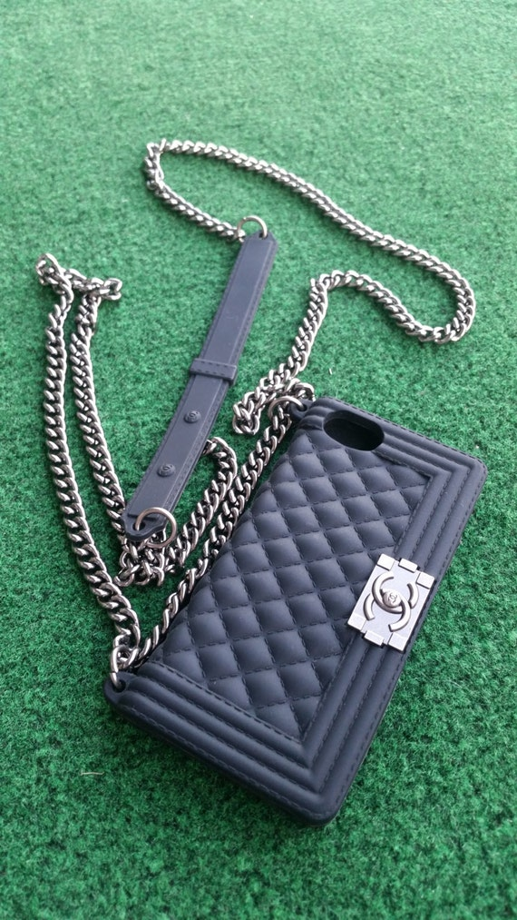 Cases Iphone 5s Chanel Chanel le Boy Iphone 5/5s