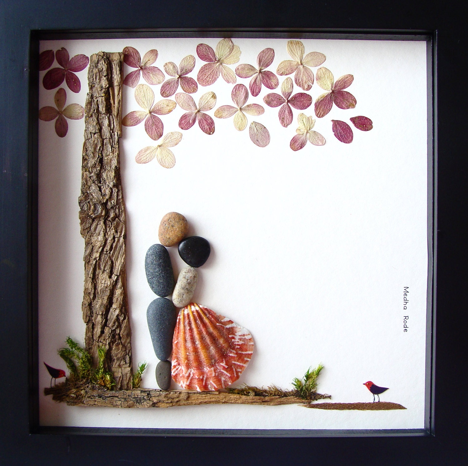 Gifts On Wedding: Unique WEDDING Gift-Personalized Wedding Gift-Pebble