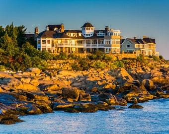 Items similar to York, Maine, New England, Nautical, Ocean