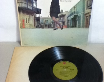 Pet Clark These Are My Songs including Don't Sleep In The Subway This Is My Song Vinyl Record Album 33 LP 1967 WB Records 1698 ST 91348