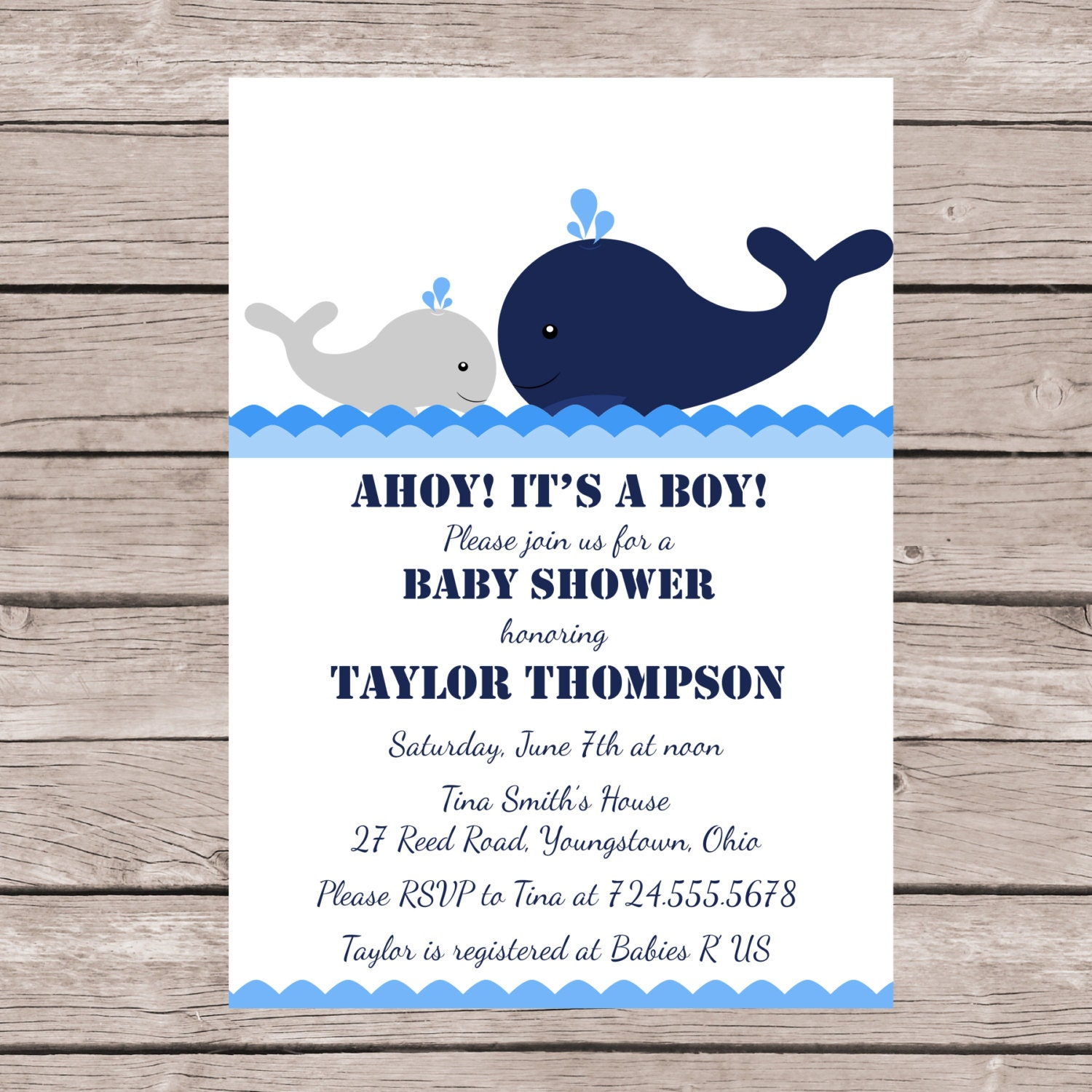 whale baby shower invitation whale invitation whale baby