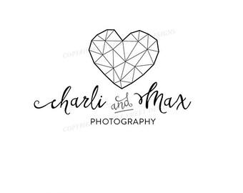 Photography Logo Design - Custom Pre-made logo / branding (LG12)