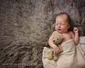 Crochet Teddy Bear Photography Prop