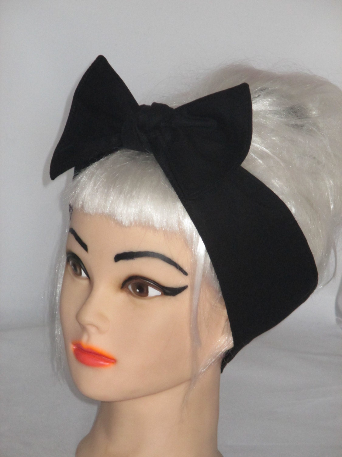 Buy low price, high quality big black bow headband with worldwide shipping on ditilink.gq