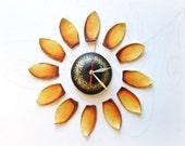 Sunflower wall clock New ...