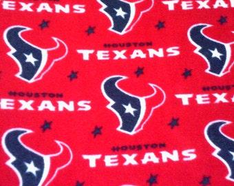 Houston Texans NFL Fleece Shawl or Wrap