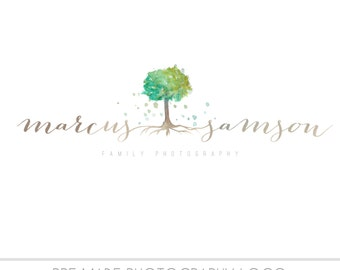 Logo Design Branding, Photography Logo, Small Business Logo, Custom Logo, Logo Design Package, Affordable Logo, Tree Logo, Logo Branding