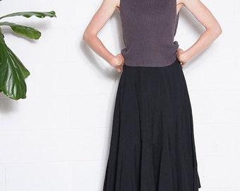 Vintage ISSEY MIYAKE Sleeveless RIB Knit Tee