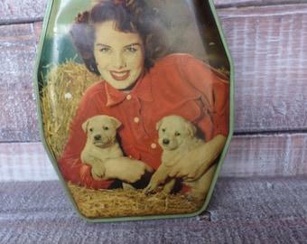 Vintage George W. Horner & Co., LTD Toffee Tin