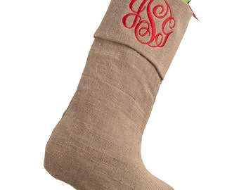 "Shop ""monogram stocking"" in Paper & Party Supplies"