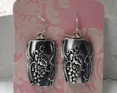 1904 LaVigne Spoon Earrings