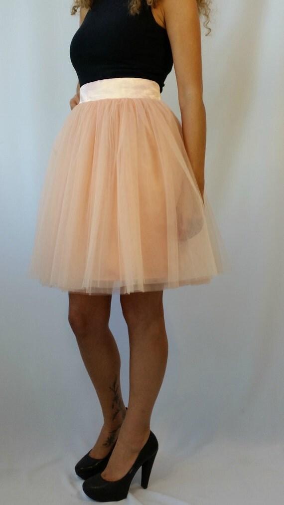 tulle skirt knee length tutu skirt princess