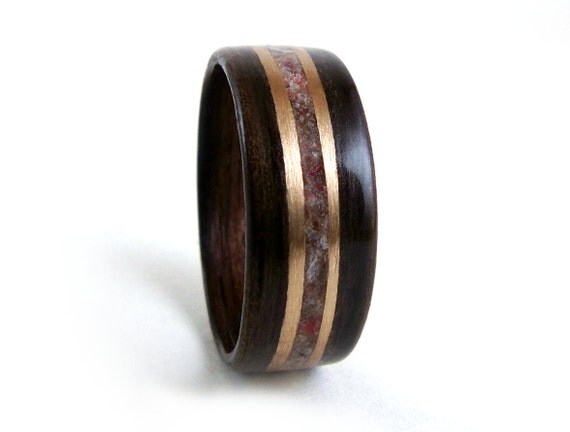 Bentwood Ring Macassar Ebony Coral Inlay By Grandjunctionguy. Asscher Cut Wedding Rings. Secrets Rings. Hippie Wedding Wedding Rings. Man South Africa Engagement Rings. Five Year Engagement Wedding Rings. Million Pound Engagement Rings. Fluorite Wedding Rings. Peacock Rings