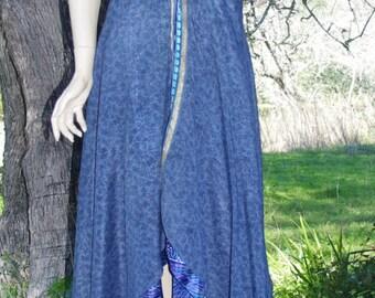 Maxi Dress Tunic Tops Silk Dress Ethnic Dress Vintage Dress Tunic Dress Boho Dress Womens Dresses Fashion Dress Elven Clothing Party Dress