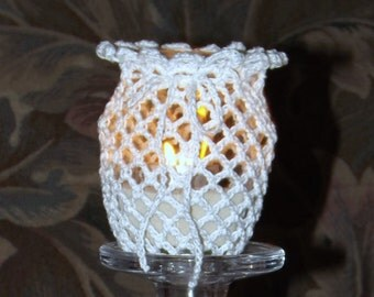 Tabletop Luminary Create a Romantic Setting Indoors or Out
