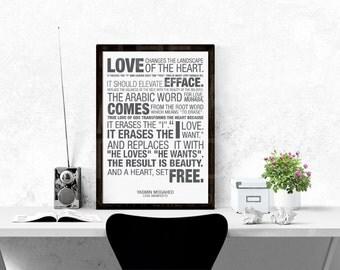 Love Manifesto by Yasmin Mogahed