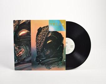 "YELLO - ""Stella"" vinyl record"