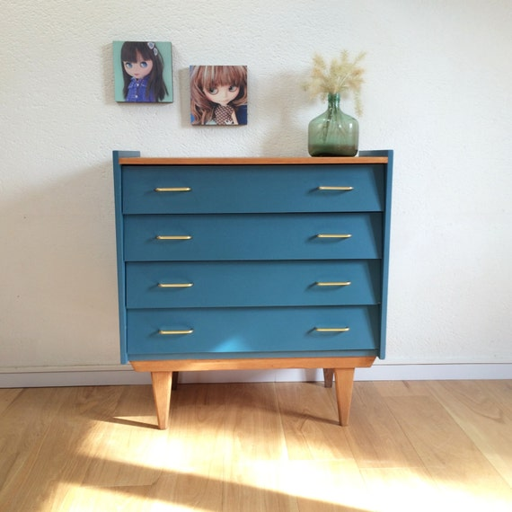 Meuble Tv Vintage Solde : Sold Out – Chest Of Drawers, Dresser, Cabinet, Vintage, Mid Century